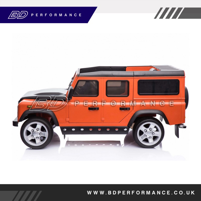 Licensed Land Rover Defender 12v Child's Ride On