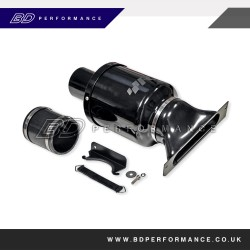 VW Racing Scirocco (13) 2.0 TDI Cold Air Intake System Induction Kit Worldwide Shipping