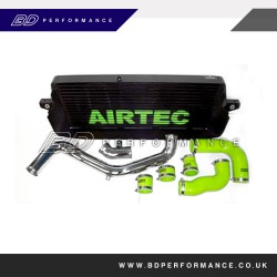 "Airtec Focus RS Stage 1 Intercooler & 2.5"" Big Boost Pipe Upgrade"