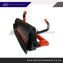 Airtec Focus RS Stg 2 Intercooler & Big Boost Pipe Upgrade (Special Edition)