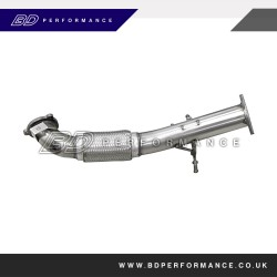 Ford Focus ST Mongoose Downpipe