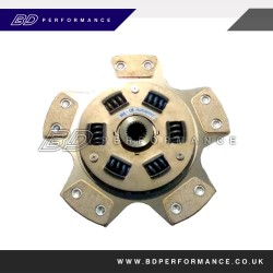 Helix - 5 Paddle Clutch & Solid Flywheel