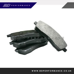 Ford Focus RS Front Brake Pads