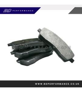 Genuine Ford Motorcraft Focus ST - Front Brake Pads