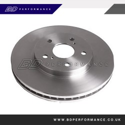 Genuine Ford Focus ST - Rear Brake Disc