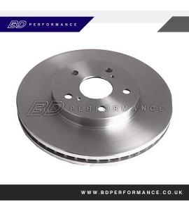 Genuine Ford Focus ST - Rear Brake Disc
