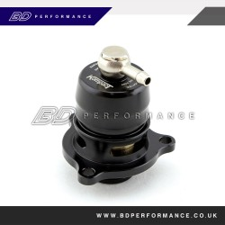 TurboSmart ST180 Dual Port- Kompact Shortie - Plumb Back