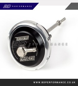 Turbosmart IWG75 TP BW B1 Twin Scroll 14PSI