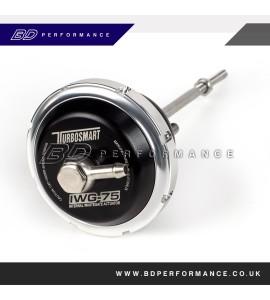 Turbosmart IWG75 VW Golf R K04 Black 5 PSI