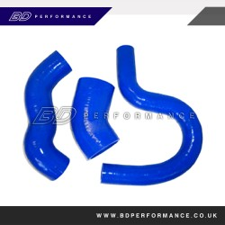 Focus RS Mk2 - Silicon Air Induction 3 pce kit 5 ply design