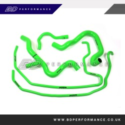 Focus RS Mk2 Pro-Hose 5 piece coolant hose kit