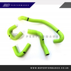 Focus Mk2 Silicon 4 Pce Ancillary Coolant Kit