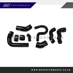 Focus RS Mk2 Silicon Boost Hose Kit 9 pieces