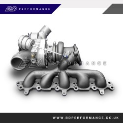 Genuine Focus RS305 Turbocharger
