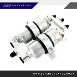 Twin Bosch 044 Fuel System - Focus ST/RS