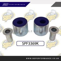 SuperPro Front Wishbone Rear Bush (Single Offset)