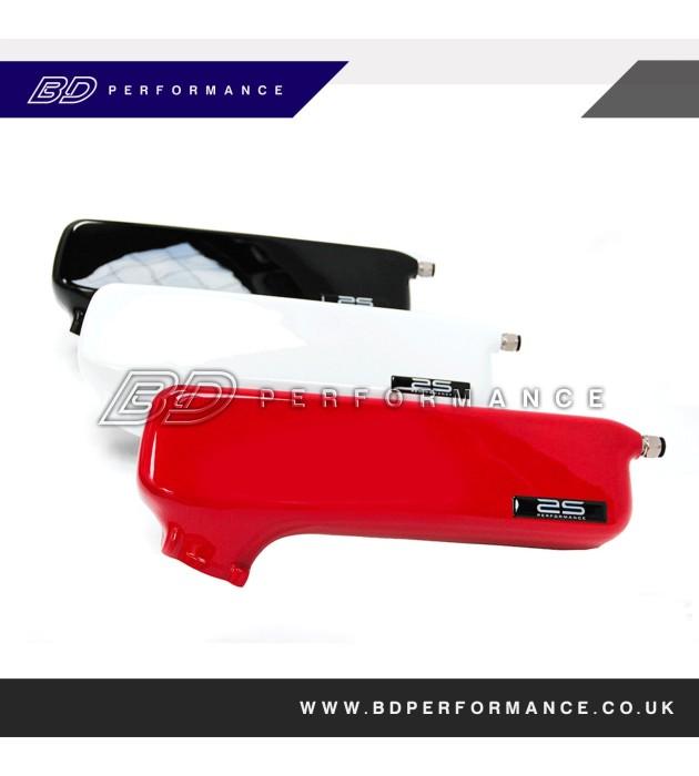 Focus ST/RS AS Custom Inlet Plenum - Black, White or Red