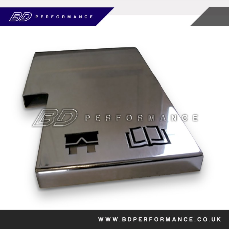 Focus Mk2 Chrome Fuse Box Cover