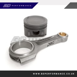 PEC Connecting Rods and Supertech Pistons (Set 5)