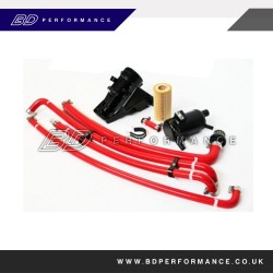 AS Performance 2 PCE Breather System for RS & ST