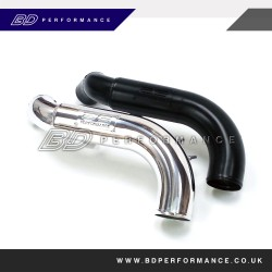 ST Alloy Top Induction Pipe - Satin Silver, Polished or Pro-Series Black
