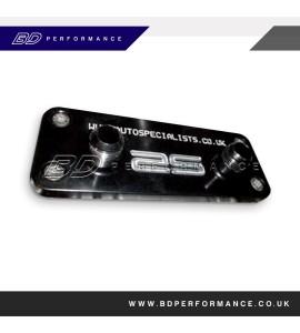 Focus Mk2 ST/RS Remote Oil Cooler Adaptor Plate