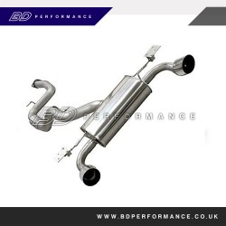Ford Focus ST Mongoose CAT Back System