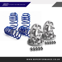 RS Mk3 H&R Lowering Springs & 15mm Spacer Set