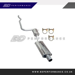 Ford Fiesta ST Mongoose CAT Back System