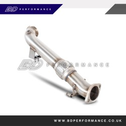 Scorpion Exhausts Ford Focus ST 250 De-Cat Turbo Down Pipe Stainless