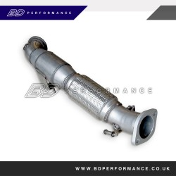 Mongoose MK3 ST250 Downpipe/Sports Cat