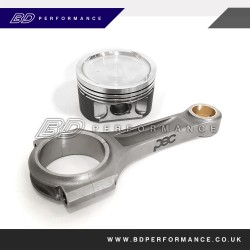 Wossner Pistons & PEC Steel Rods (RS Mk1 Set)