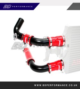 AIRTEC Intercooler PIPEWORK ONLY - Polo GTI & Ibiza Mk4 1.8 Turbo