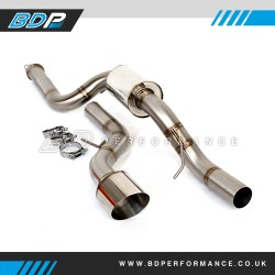 BDP MK2 ST Cat-Back Single Exit Exhaust System