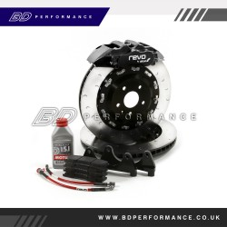 Focus RS MK3 Revo Big Brake Kit | Mono 6