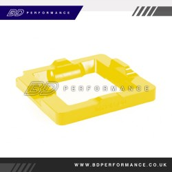 Focus MK2 ST / RS Powerflex Gearbox Mount Insert - Yellow