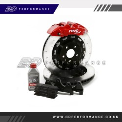 Revo Mono 6 Big Brake Kit - Ford Mustang 2015 on