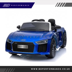 New Shape Licensed Audi R8 Spyder 12v Children's Electric Ride On Toy Car