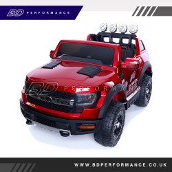 Ford Ranger Wildtrak Style 12v Child's Electric Ride On Jeep