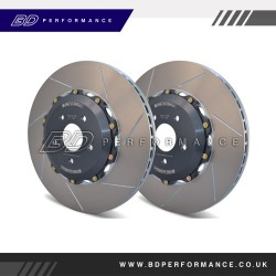 Girodisc 2 Piece Front Brake Discs Ford Focus Mk3 RS