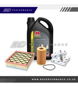 Focus MK2 ST Service Pack