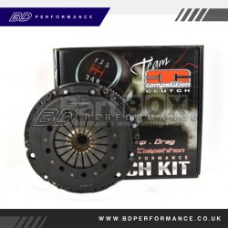 Stage 2 Competition Clutch Focus ST/RS Mk3