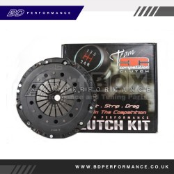 Stage 4 Competition Clutch Focus ST/RS Mk3