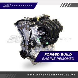 Focus MK3 ST250 - Forged Build (Engine Removed)