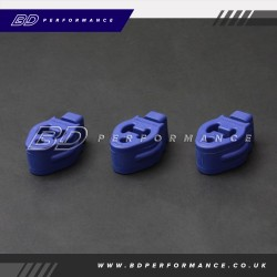 FOCUS REAR EXHAUST HANGER RUBBER EPDM 3PCS/SET