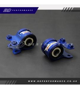 FOCUS MK2 FRONT LOWER ARM BUSHING REAR/BIG RUBBER 2PC - HARDRACE