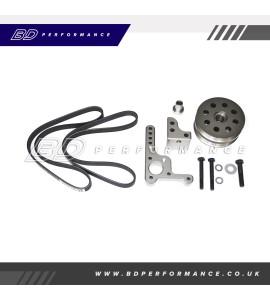 AIRTEC Focus Mk2 ST/RS & Volvo C30 T5 Air-Con Delete Kit