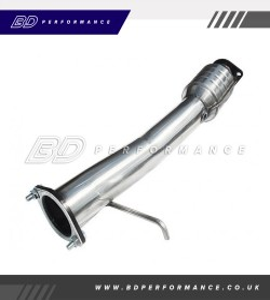 Focus MK2 ST - Cobra High Flow Sports Catalyst