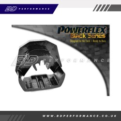 Powerflex Lower Engine Mount Insert PFF19-1220BLK