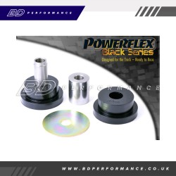 Powerflex Lower Engine Mount Small Bush 30mm Oval Bracket PFF19-2002BLK